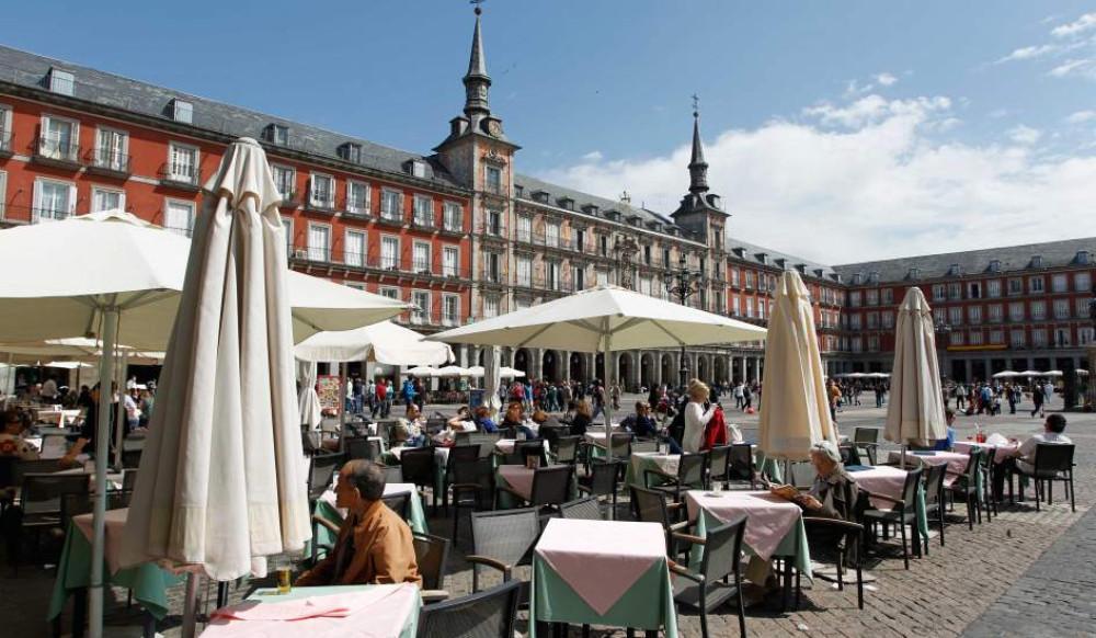 Terrazas De Invierno Hostelería Madrid
