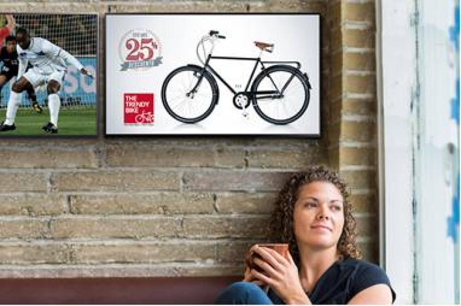 Impulsa tu negocio mediante la instalación gratuita de pantallas publicitarias - Hostelería Madrid