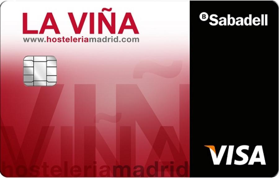 LA VIÑA consigue una comisión del 0,30% en el TPV del Sabadell - Hostelería Madrid
