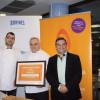 El asociado de LA VIÑA 'Cruz Blanca Vallecas' gana el concurso a la Mejor Fabada de Madrid - La Viña