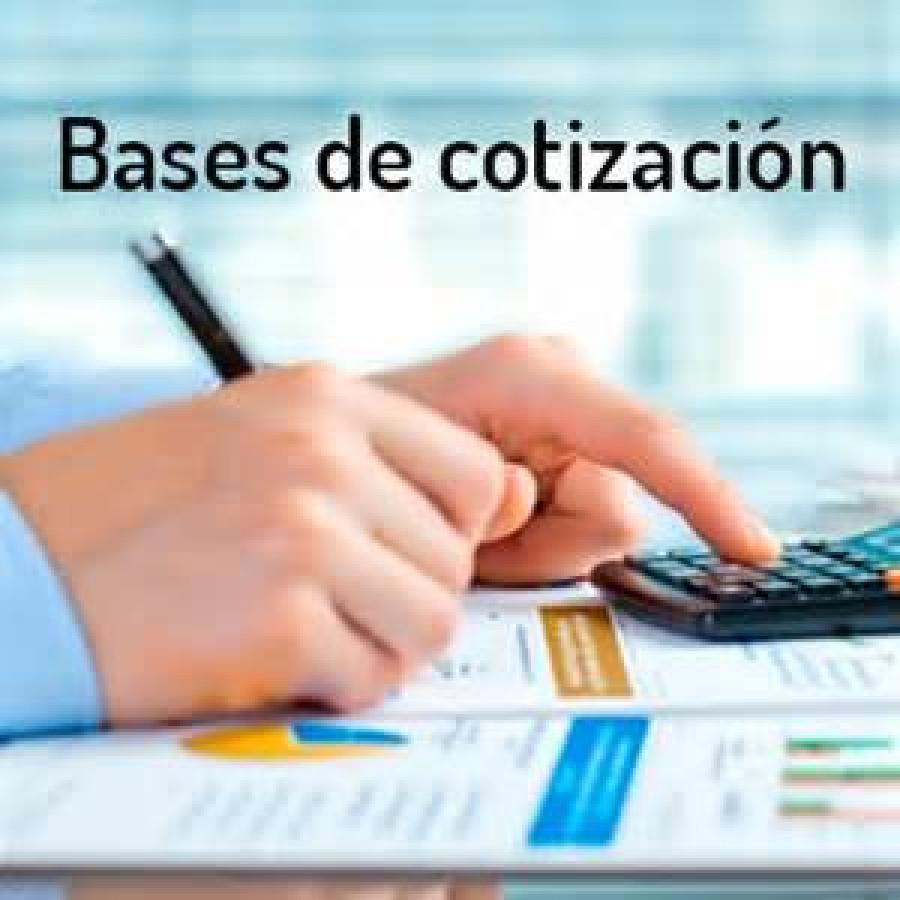Bases de cotización para 2017 - Hostelería Madrid