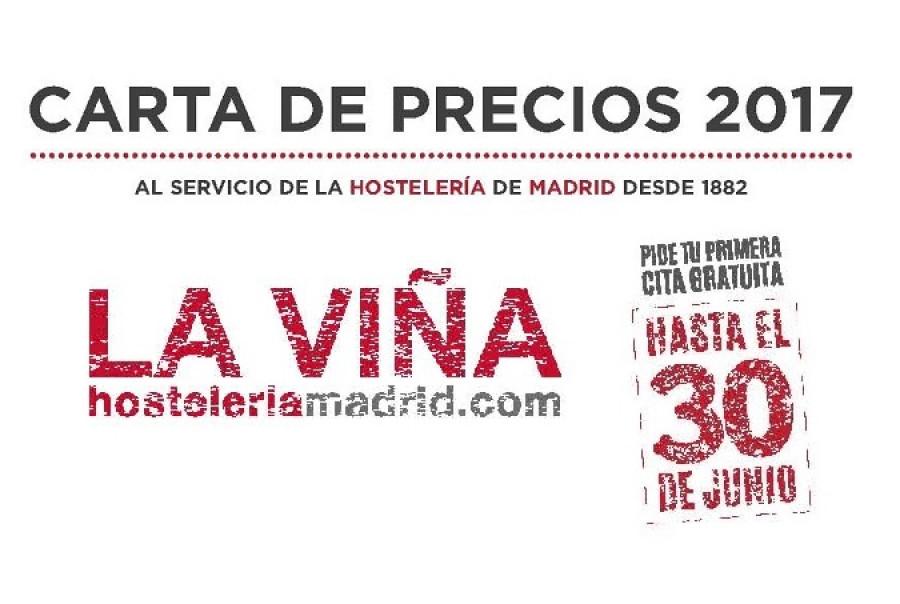 Llega la primavera y LA VIÑA lanza su menú de temporada! - Hostelería Madrid