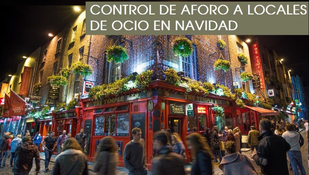 Inspecciones a locales de ocio durante las fiestas de Navidad y Nochevieja - La Viña
