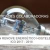 Entidades colaboradoras del Plan Renove Energético de Hostelería 2018 - La Viña