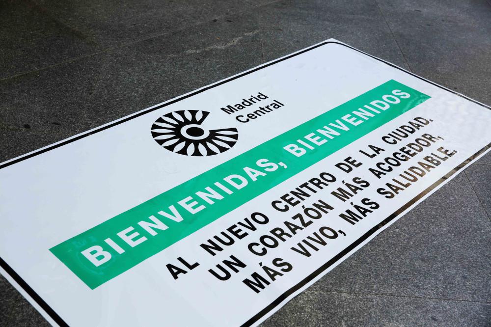 Negociaciones sobre Madrid Central - Hostelería Madrid