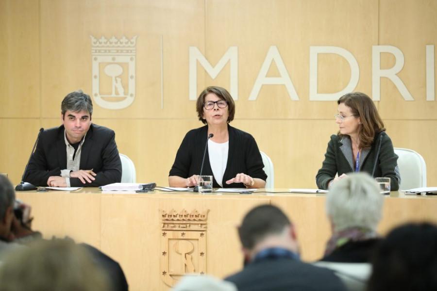 Constituida la Comisión de Seguimiento de Madrid Central - Hostelería Madrid
