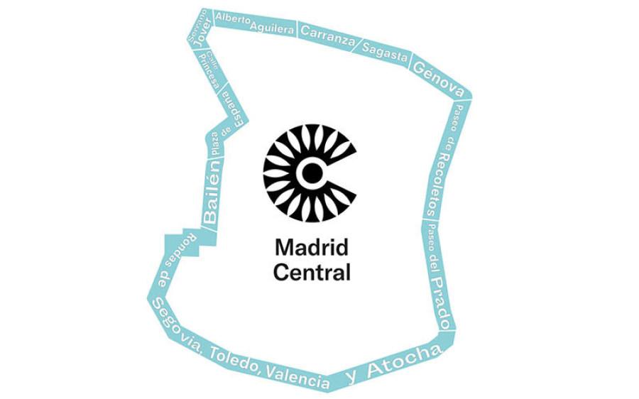 Las multas en Madrid Central empezarán el 15 de marzo - Hostelería Madrid