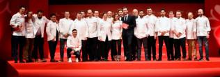 La Guía Michelín otorga 30 nuevas estrellas en su edición de 2020 - Hostelería Madrid