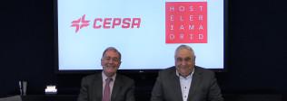 Cepsa y Hostelería Madrid firman un acuerdo para optimizar el consumo de luz, gas y carburante en la hostelería - Hostelería Madrid
