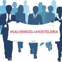 La hostelería se concentra en Madrid para reclamar ayudas urgentes al sector - Hostelería Madrid