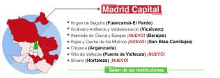 La Comunidad de Madrid prorroga 14 días más la limitación de movilidad nocturna a las 23 horas - Hostelería Madrid