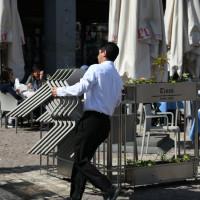 Hostelería Madrid muestra su preocupación ante el riesgo de que desaparezcan 2.000 terrazas y 6.000 empleos - Hostelería Madrid