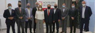 José Luis Yzuel reelegido Presidente de Hostelería de España - Hostelería Madrid