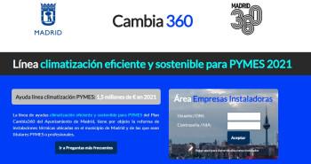 Ayudas para la renovación de equipos de climatización - Hostelería Madrid