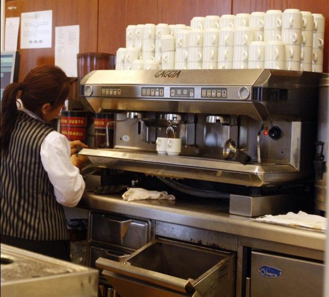 Aumenta un 5,4% el coste por hora en hostelería - La Viña