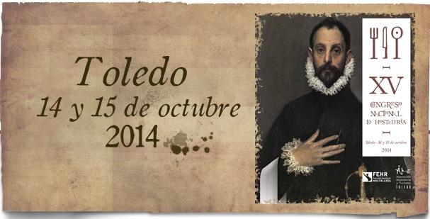 XV Congreso Nacional de Hostelería en Toledo - La Viña