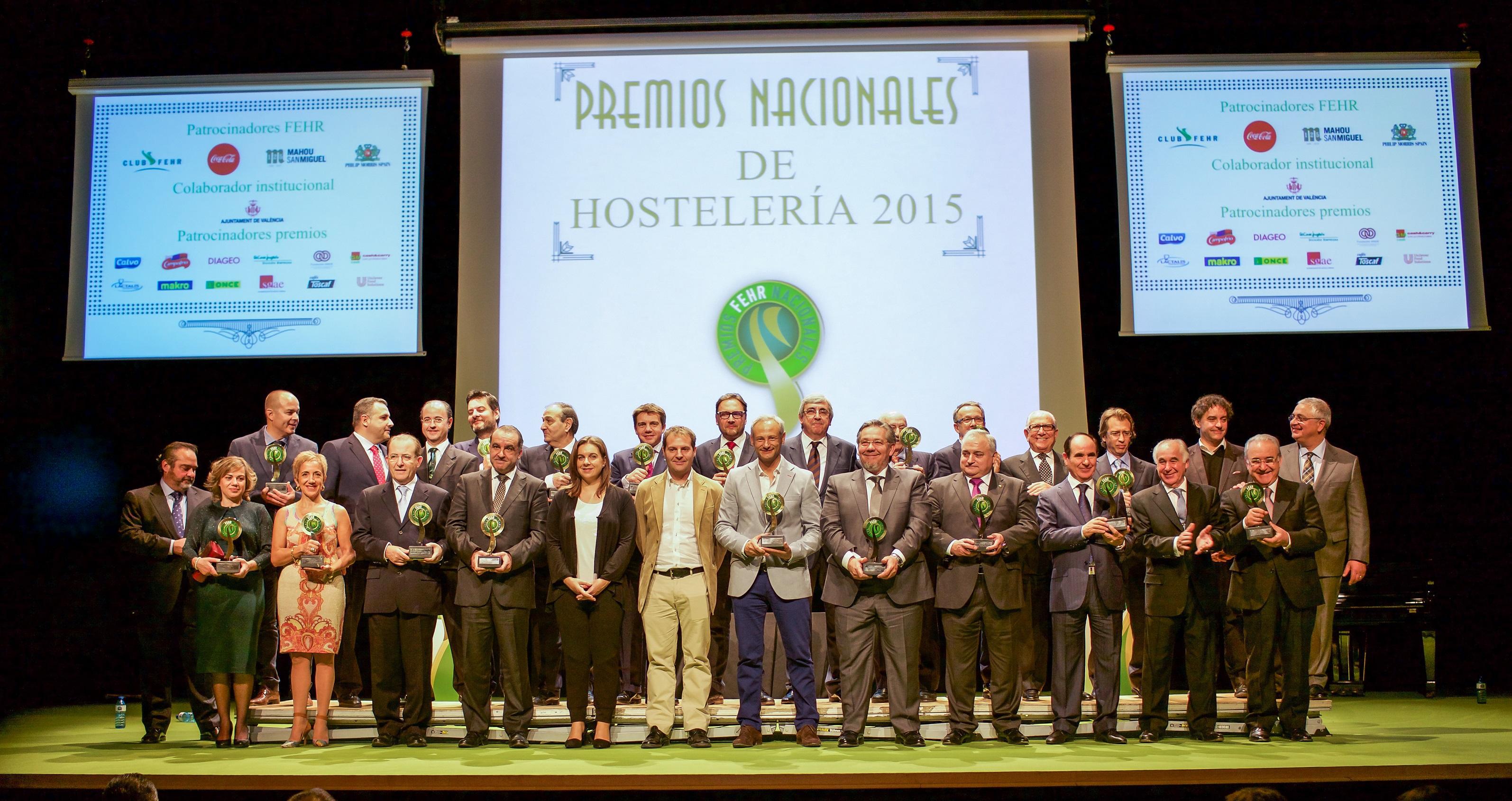 Los asociados 'Botín' y 'Cruz Blanca Vallecas', Premio Nacional de Hostelería - La Viña