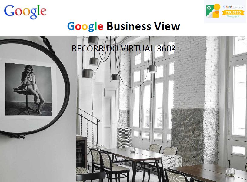 Llega Google Business View para tu restaurante a precios especiales - La Viña