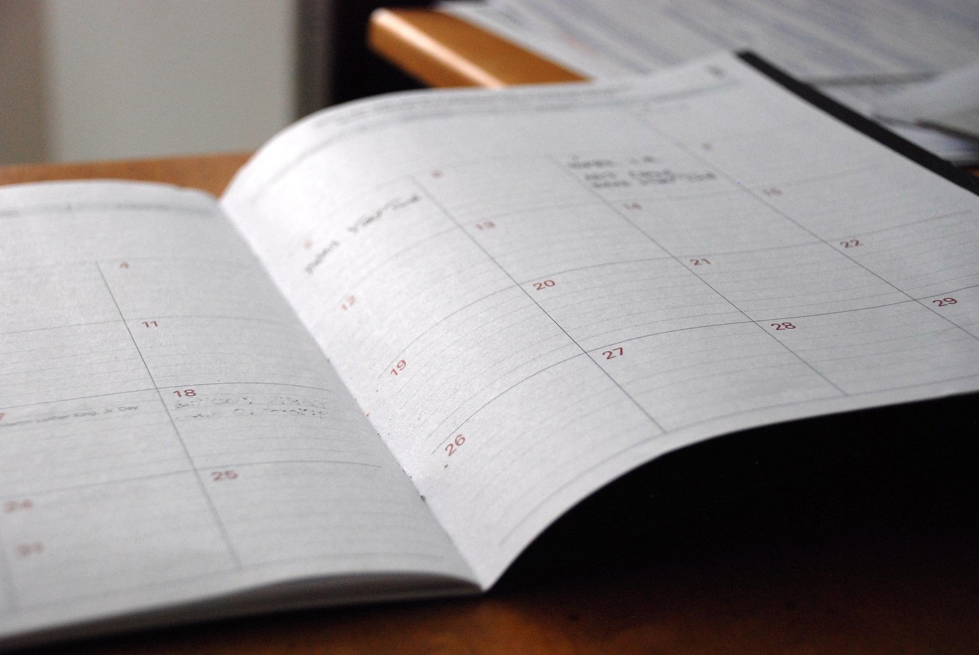 Publicado el Calendario Fiscal de 2018 - La Viña