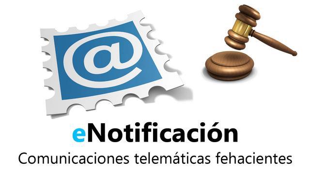 Las notificaciones vía SMS de Hacienda se amplían a las personas jurídicas, C.B. y S.C. - La Viña