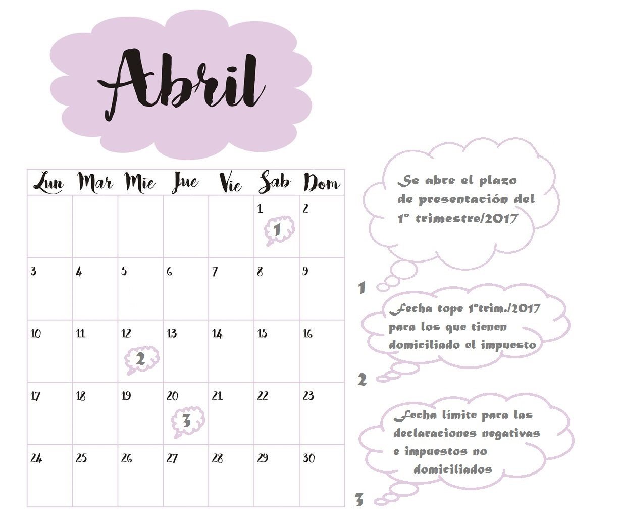 Calendario5AbrilfechasLimite