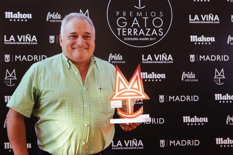 Cruz Blanca Vallecas, 'La mejor terraza de Madrid 2017' - La Viña