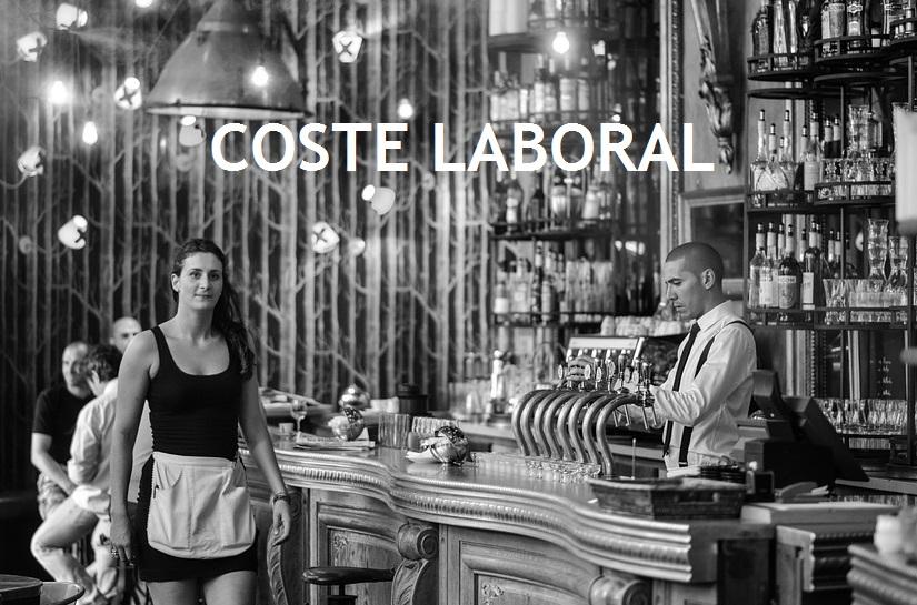 El coste laboral de Hostelería, el menor de todos los sectores con 1.614€ por trabajador al mes - La Viña