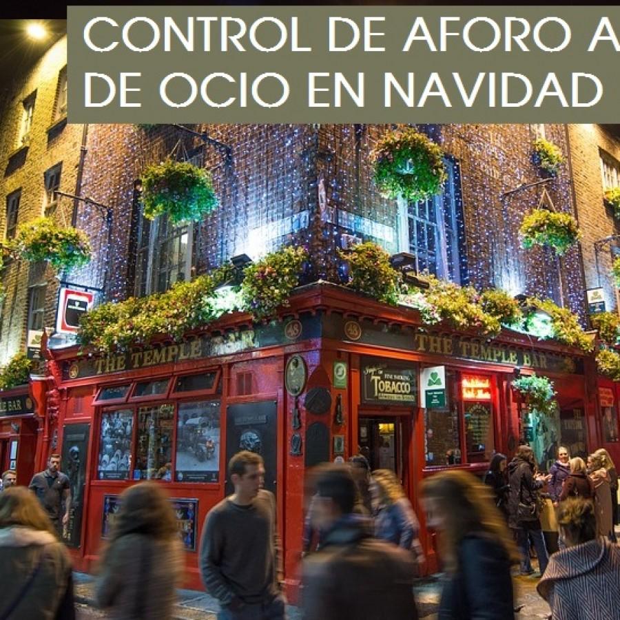 Inspecciones a locales de ocio durante las fiestas de Navidad y Nochevieja - Hostelería Madrid