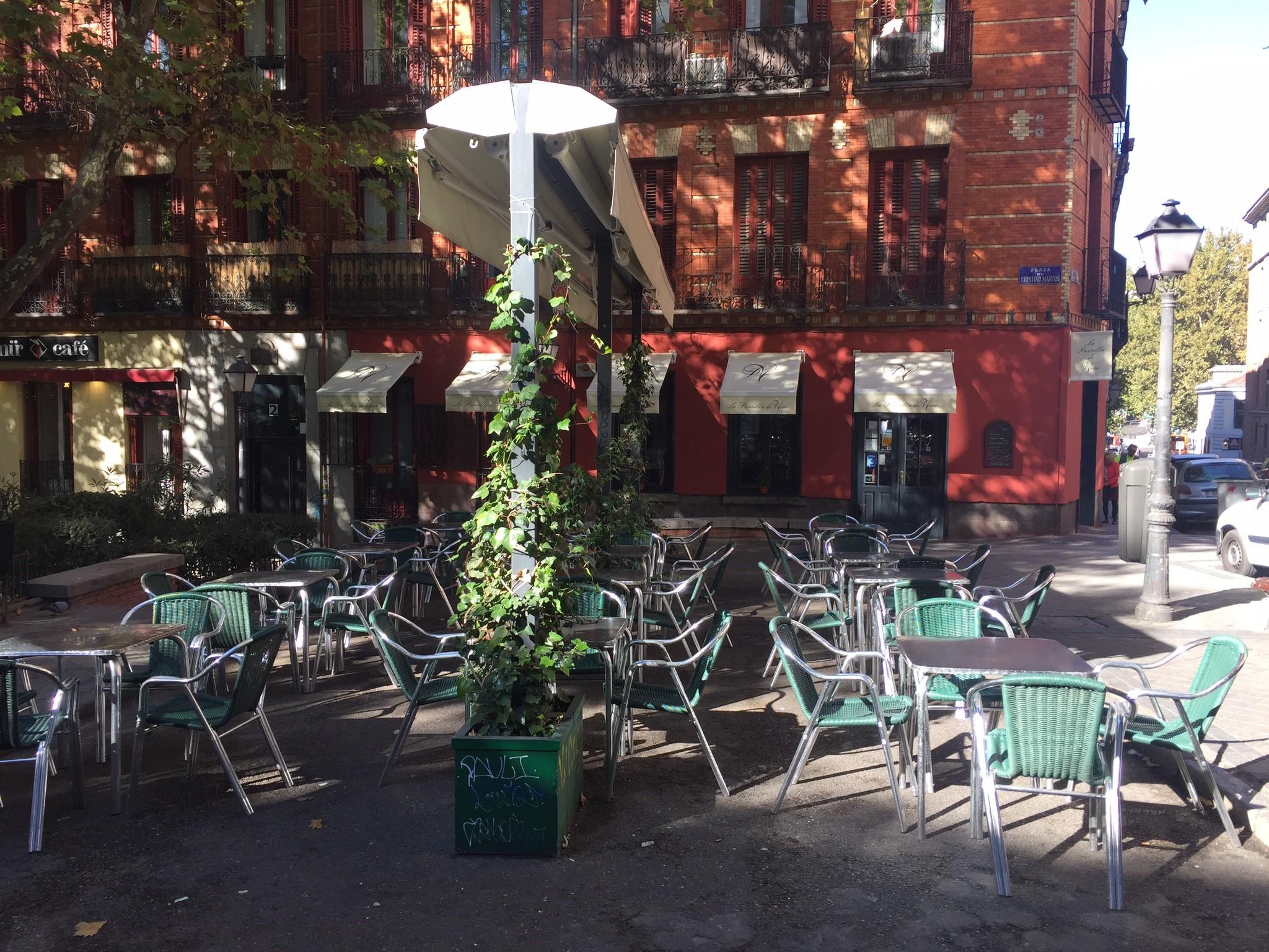 El 10% de la hostelería de Madrid reabre sus terrazas en la Fase 1 - La Viña