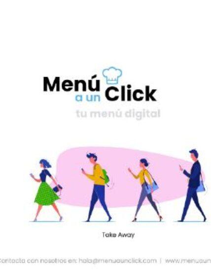 Menú a un Click: La solución ideal para el problema de hoy