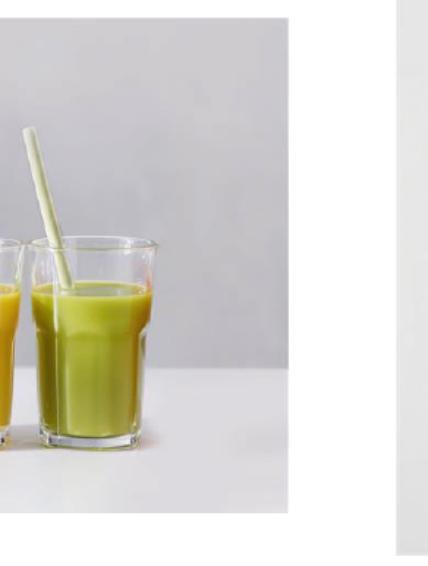 Sorbos, las pajitas biodegradables que combaten el plástico a bocados