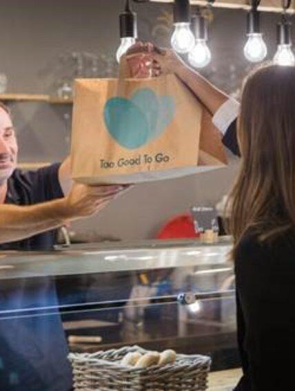 Too Good To Go, una app que ayuda a los restaurante a reducir el desperdicio de alimentos