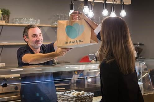 Too Good To Go, una app que ayuda a los restaurante a reducir el desperdicio de alimentos - La Viña