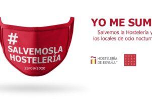 Caravana-protesta en defensa de la hostelería - Hostelería Madrid