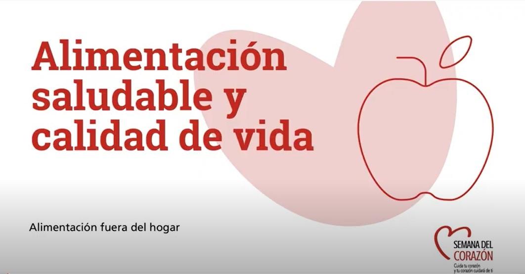 Hostelería Madrid participa en la charla sobre alimentación fuera del hogar con motivo de la Semana del Corazón - La Viña
