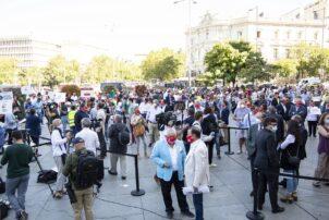 La Hostelería española clama unida por la salvación del sector - Hostelería Madrid