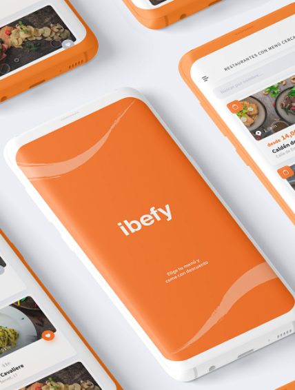 ibefy, te ayudamos a encontrar tu menú diario