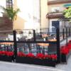 ¿Puedo poner un televisor en la terraza para que los clientes vean el fútbol? - Hostelería Madrid