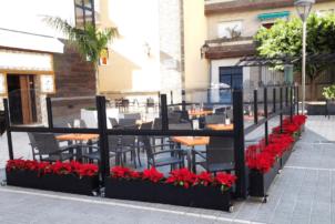 Hostelería Madrid solicita que se amplíe un año el periodo de concesión de las terrazas COVID - Hostelería Madrid
