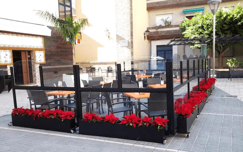 Hostelería Madrid solicita que se amplíe un año el periodo de concesión de las terrazas COVID - La Viña