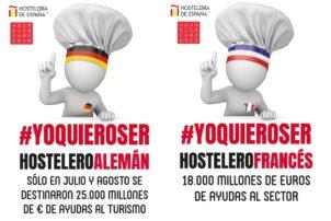 La hostelería tacha de lamentable el retraso injustificado de las ayudas del gobierno - Hostelería Madrid