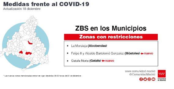 Sanidad expande restricciones a cinco ZBS - La Viña