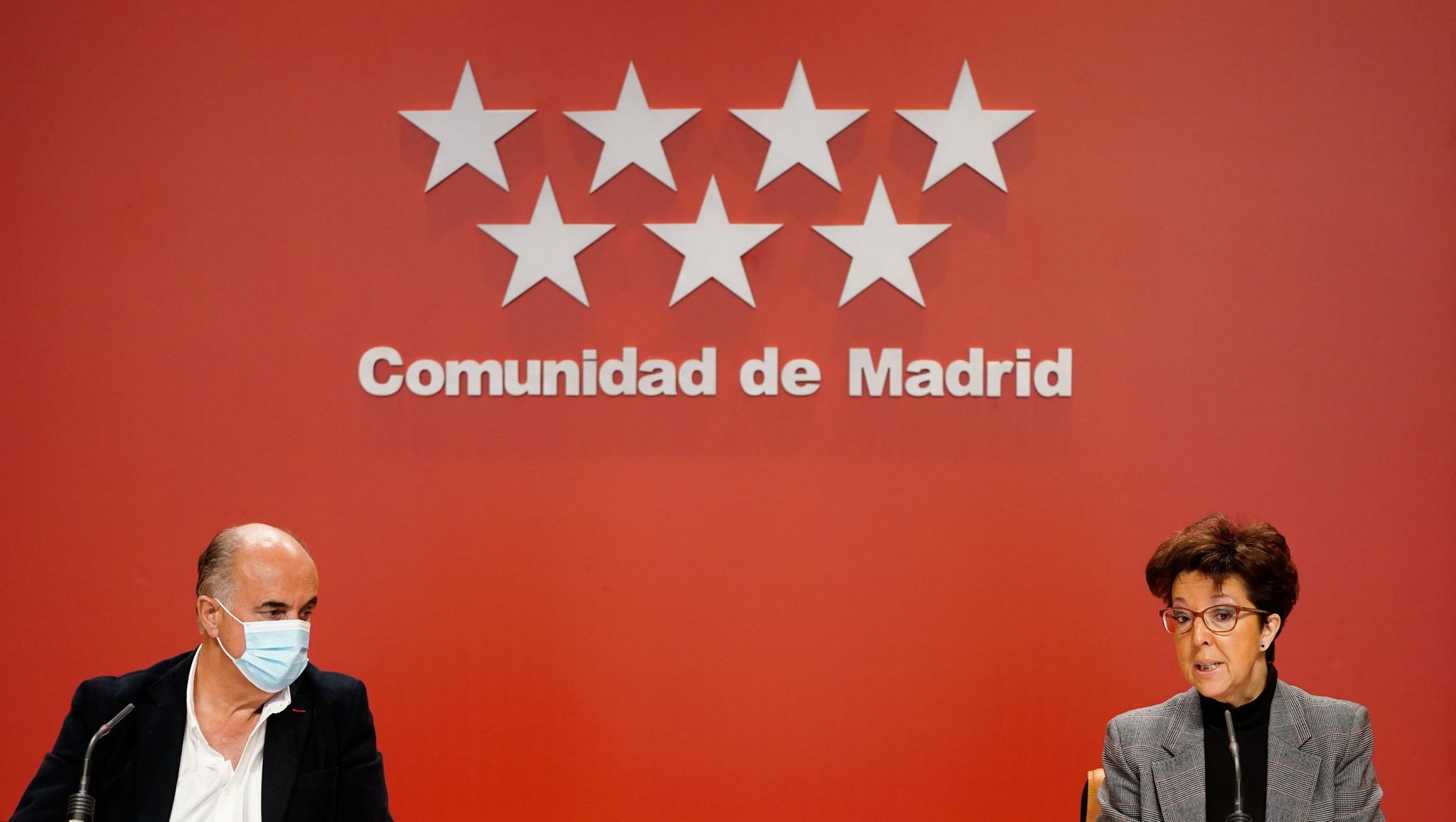 La Comunidad de Madrid adelanta el cierre de la hostelería a las 22 horas y la limitación de movilidad nocturna a las 23 horas - La Viña