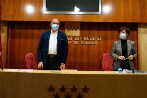 La CAM amplía dos ZBS y seis localidades las limitaciones de movilidad por COVID - Hostelería Madrid