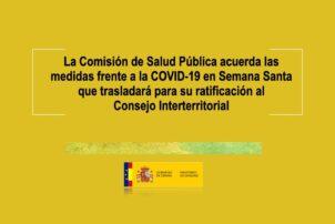 La Comisión de Salud Pública propone el cierre de todas las comunidades para Semana Santa - Hostelería Madrid