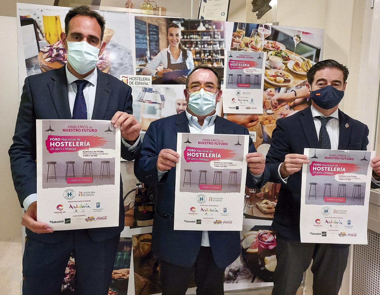 Málaga acogerá el I Foro Nacional para hablar del futuro de la Hostelería - La Viña
