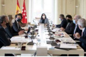 La Comunidad de Madrid mantiene las medidas sanitarias vigentes - Hostelería Madrid