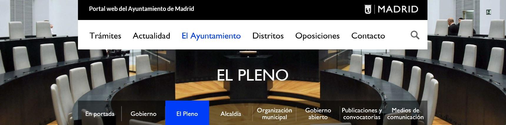 Hostelería Madrid lleva al pleno del Ayuntamiento de Madrid el debate sobre la ZPAE de Centro - La Viña