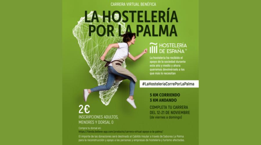 La Hostelería de España corre por La Palma - La Viña
