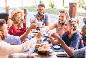 La eliminación de las restricciones a la hostelería entran en vigor este lunes 4 de octubre - Hostelería Madrid